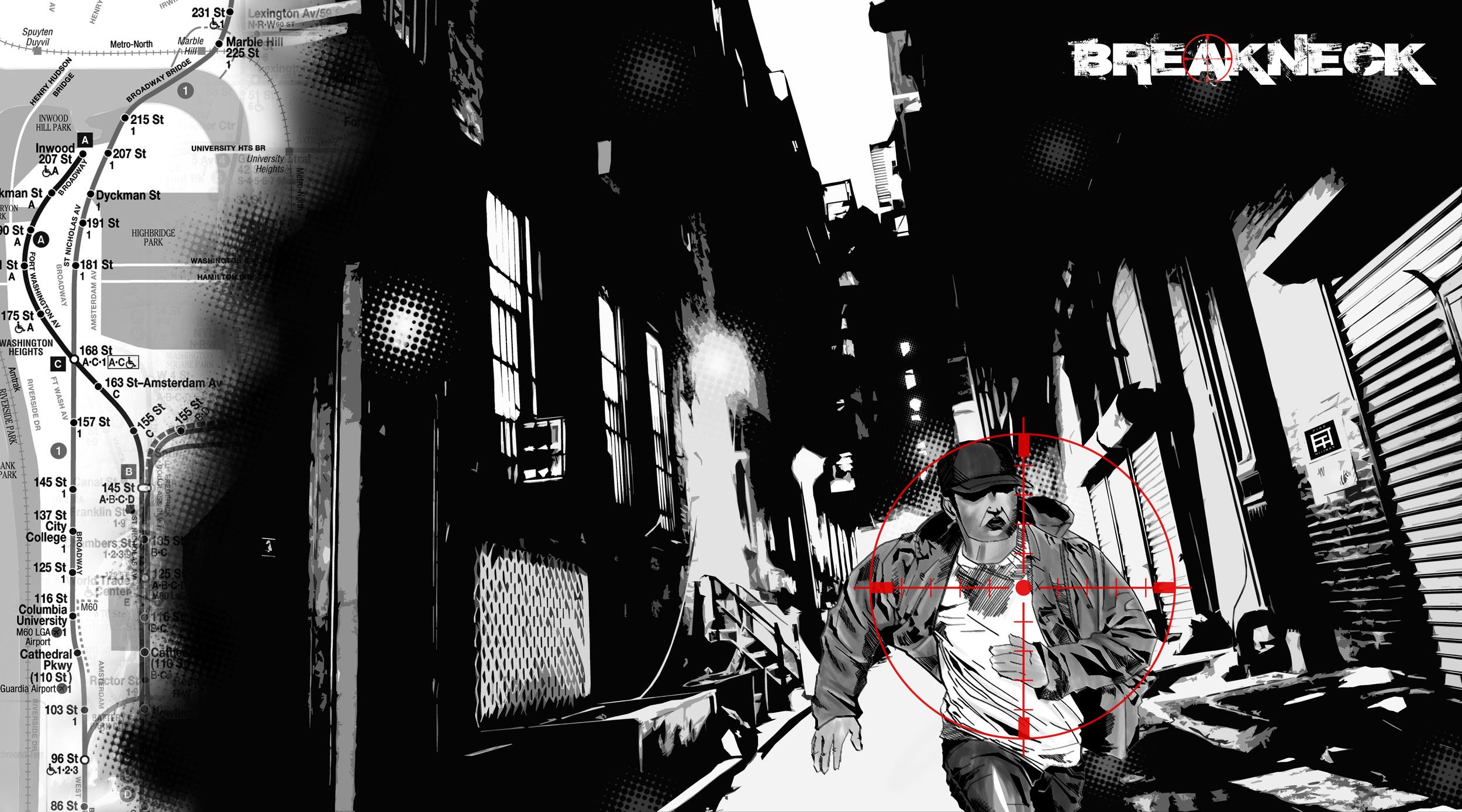 Breakneck (Concept Poster)