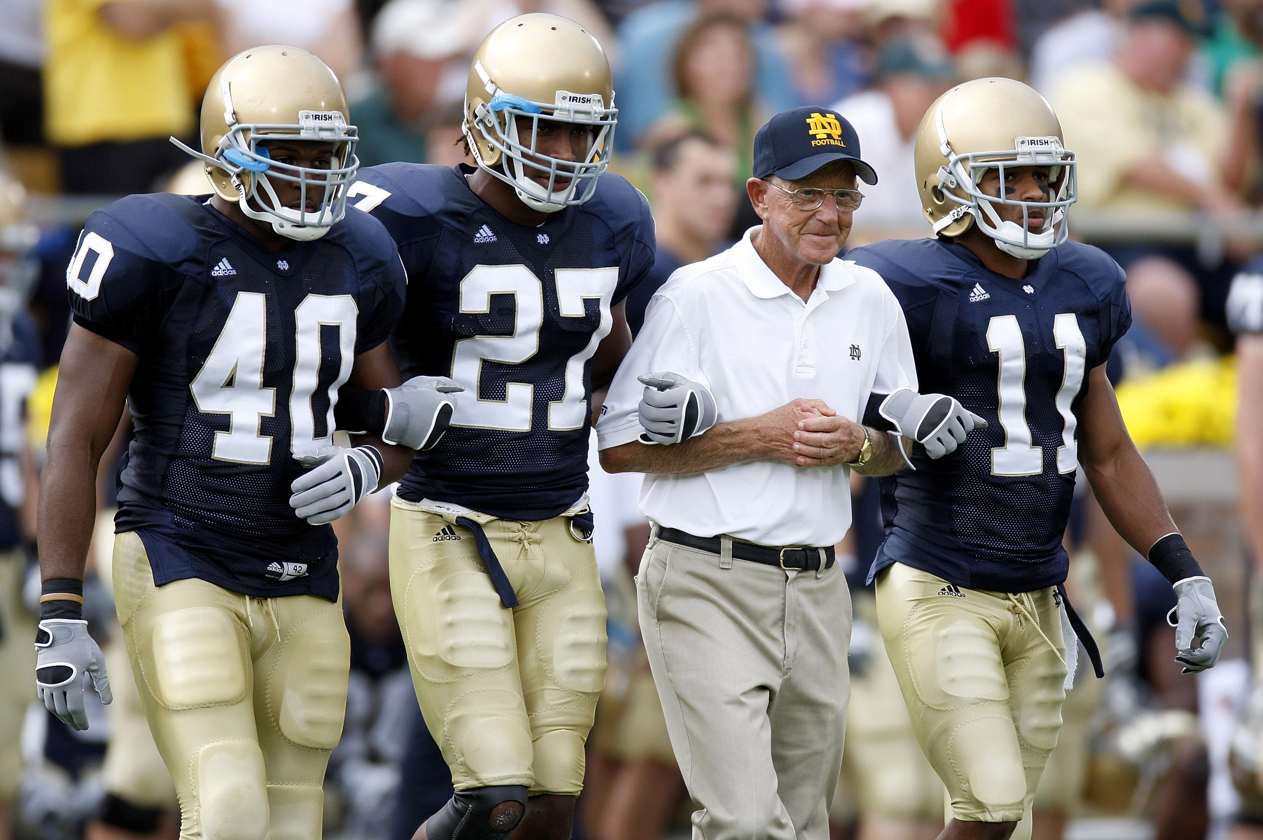 The 3 Rules To A Less Complicated Life Wisdom From Legendary Coach Lou Holtz Baseball Positive