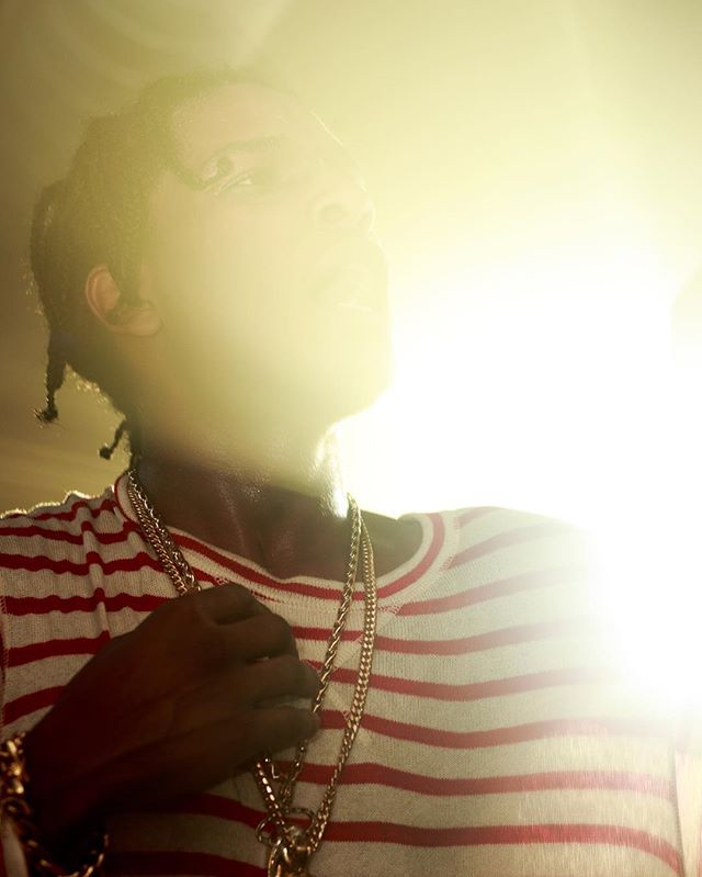 #TBT ASVP ANGELIC @asaprocky in London for @deviationmusic