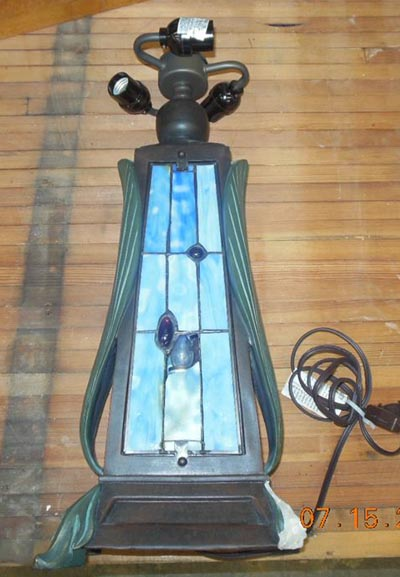 Tiffany Reproduction Table Lamp