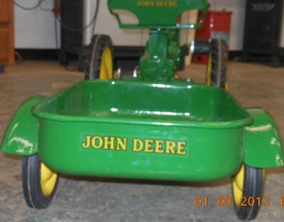 John Deere Tractor - Child's Toy