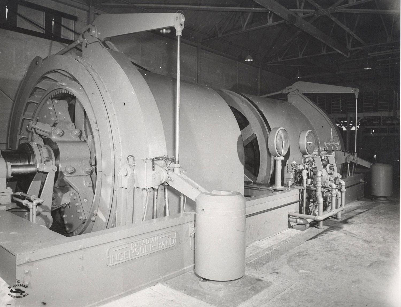 1955  1250 HP Hoist Marmoraton Mine