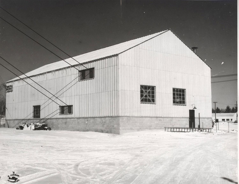 1955 Hoist House Marmoraton Mine