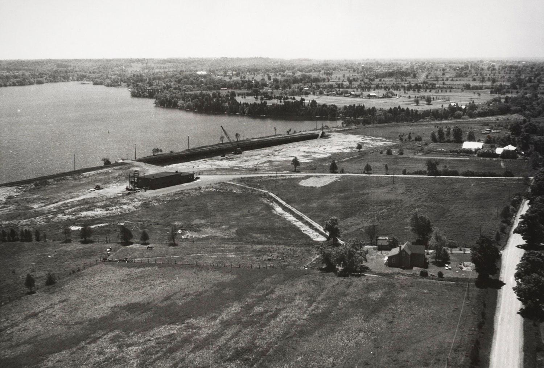 1959 Stockpile Cleaned up Marmoraton Mine
