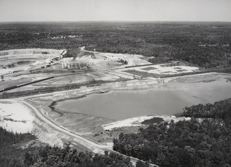 1959 Tailing Dam Marmora Mine