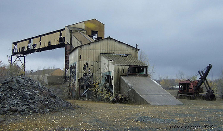 Bethlehem Steel (Marmoraton Mine) Crusher