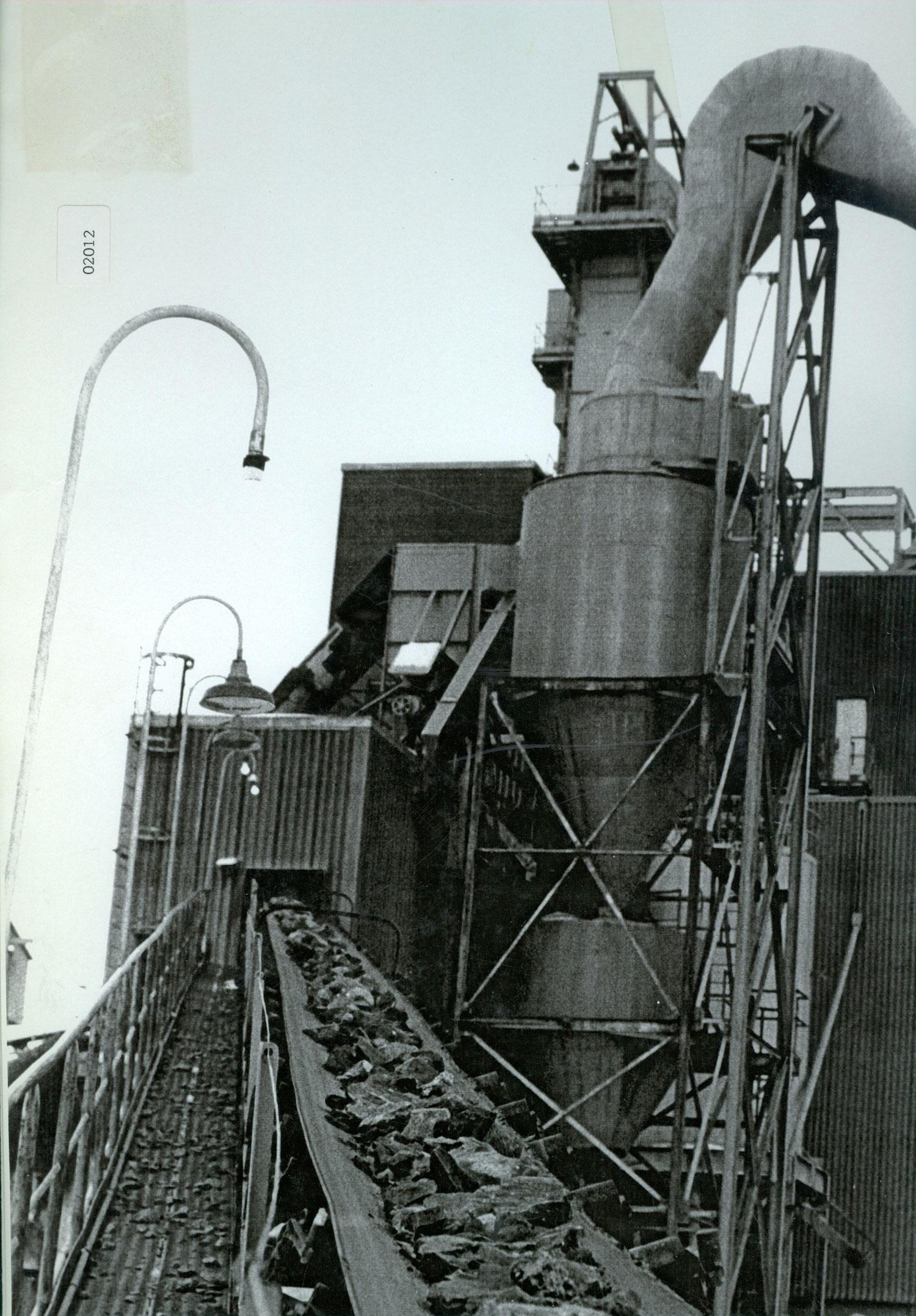 Mrmoraton Mine Crusher