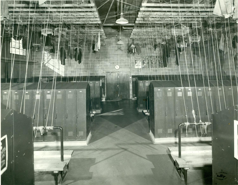 Marmoraton Mine Lockers