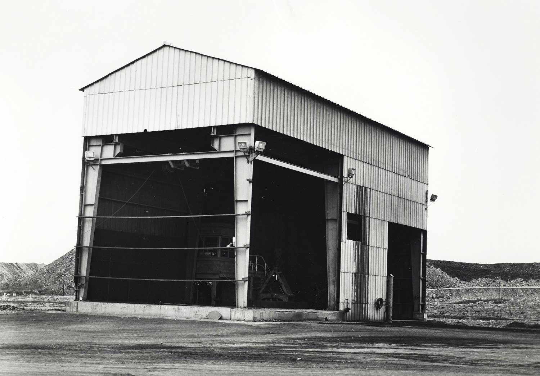 Primary crusher, Marmoraton Mine