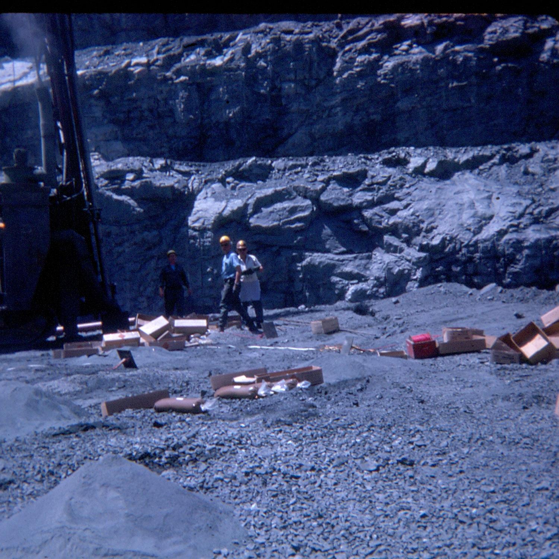 1977 Bethlehem Steel, Marmoraton Mine
