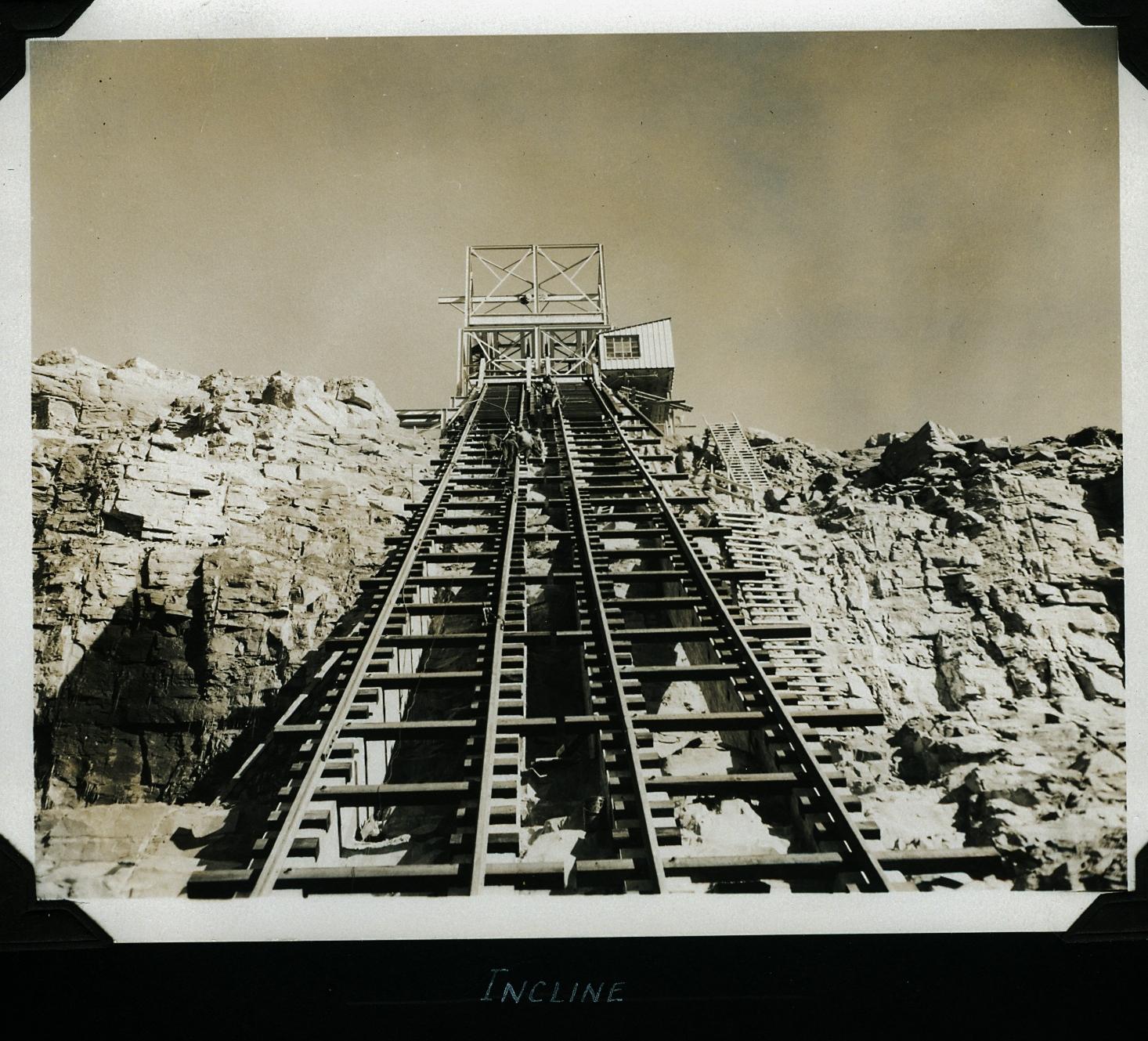 Marmoraton Mine - incline