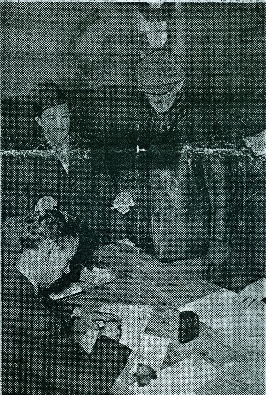 Deloro Election 1947, Percy Gray, Dickson, Michael.J Corrigan, C.R. Quinn
