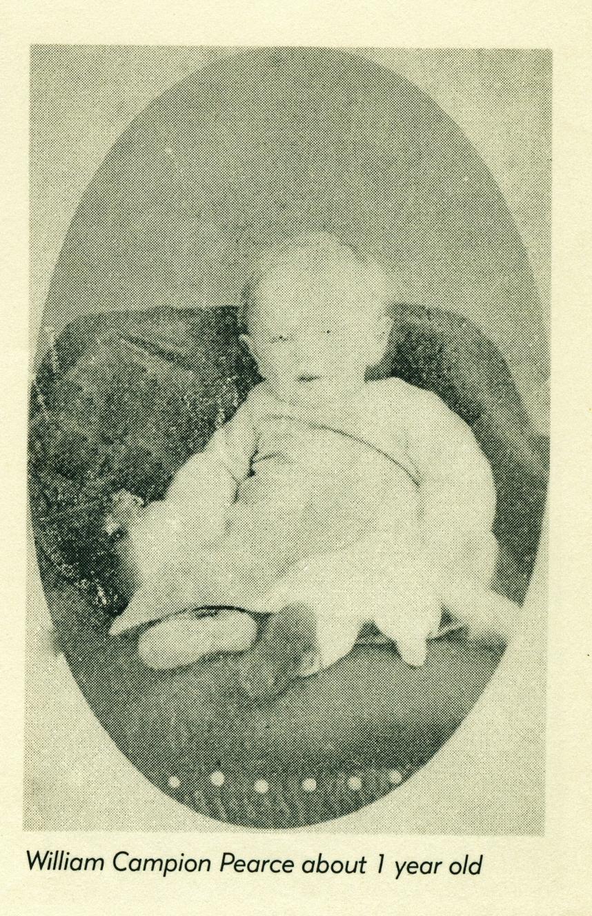 William Campion Pearce, 1871-1933