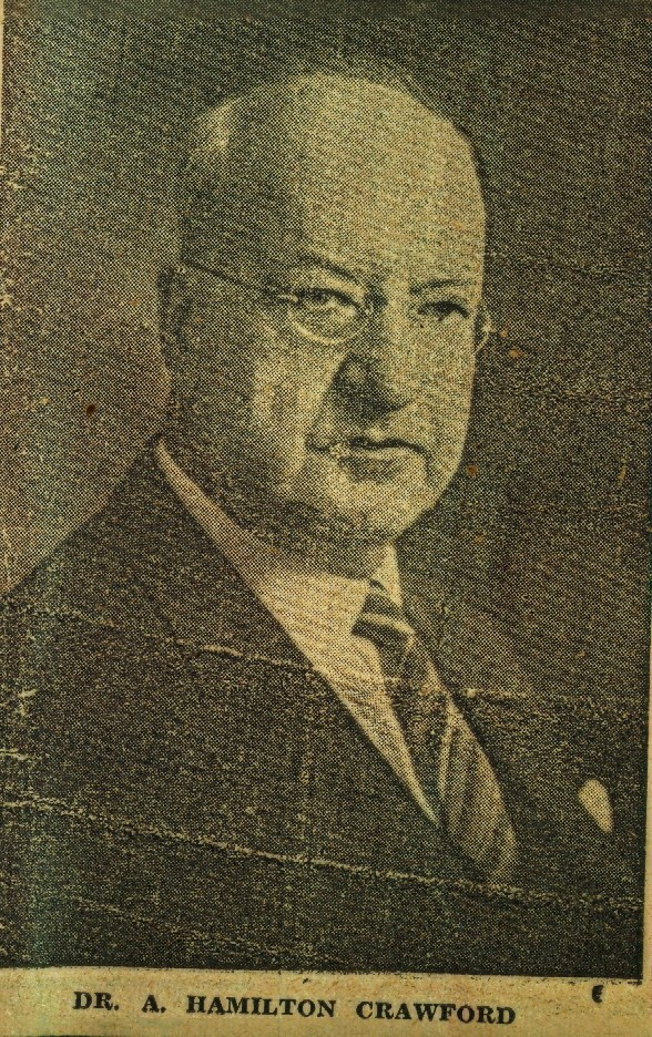 Dr. Hamilton Crawford
