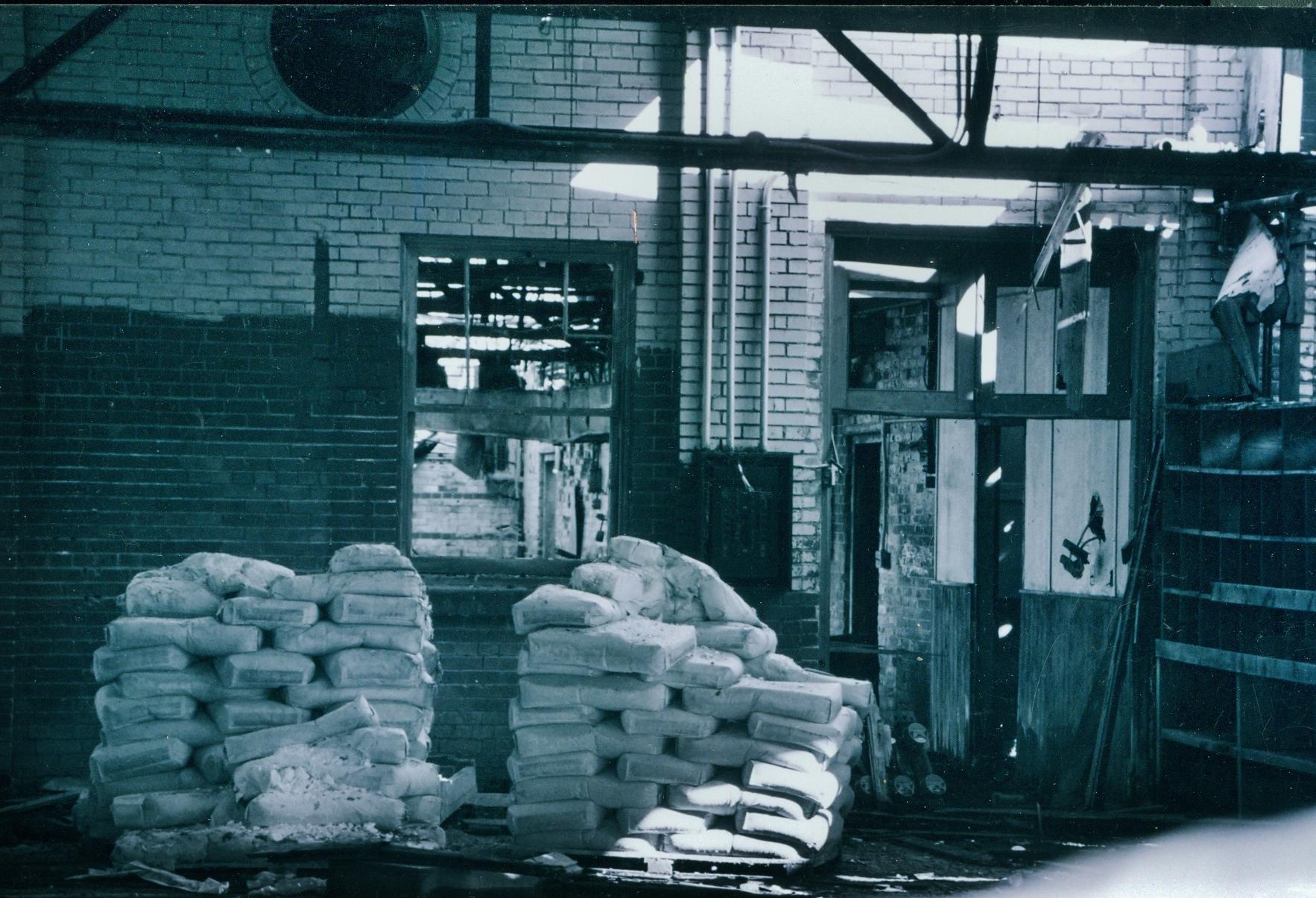 Arsenic storage