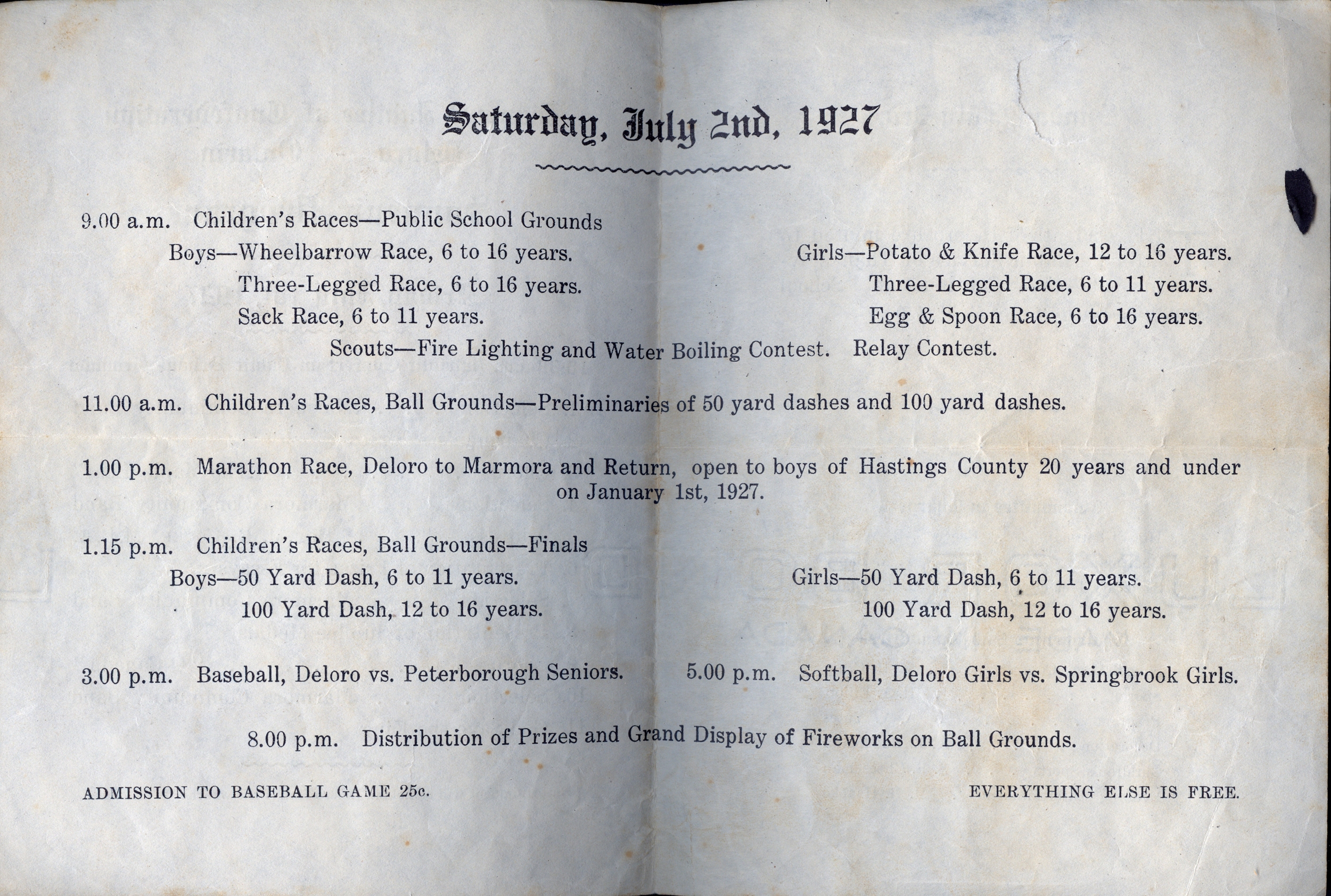 1927 Deloro Hall Diamond Jubilee Program.jpg