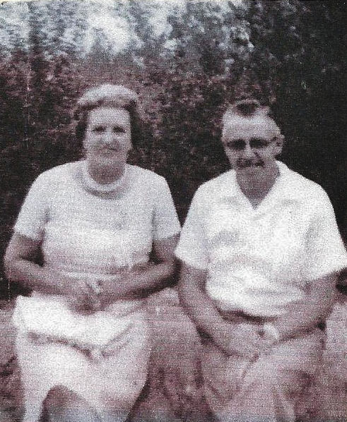 Norman Smith and Marg Gaffney
