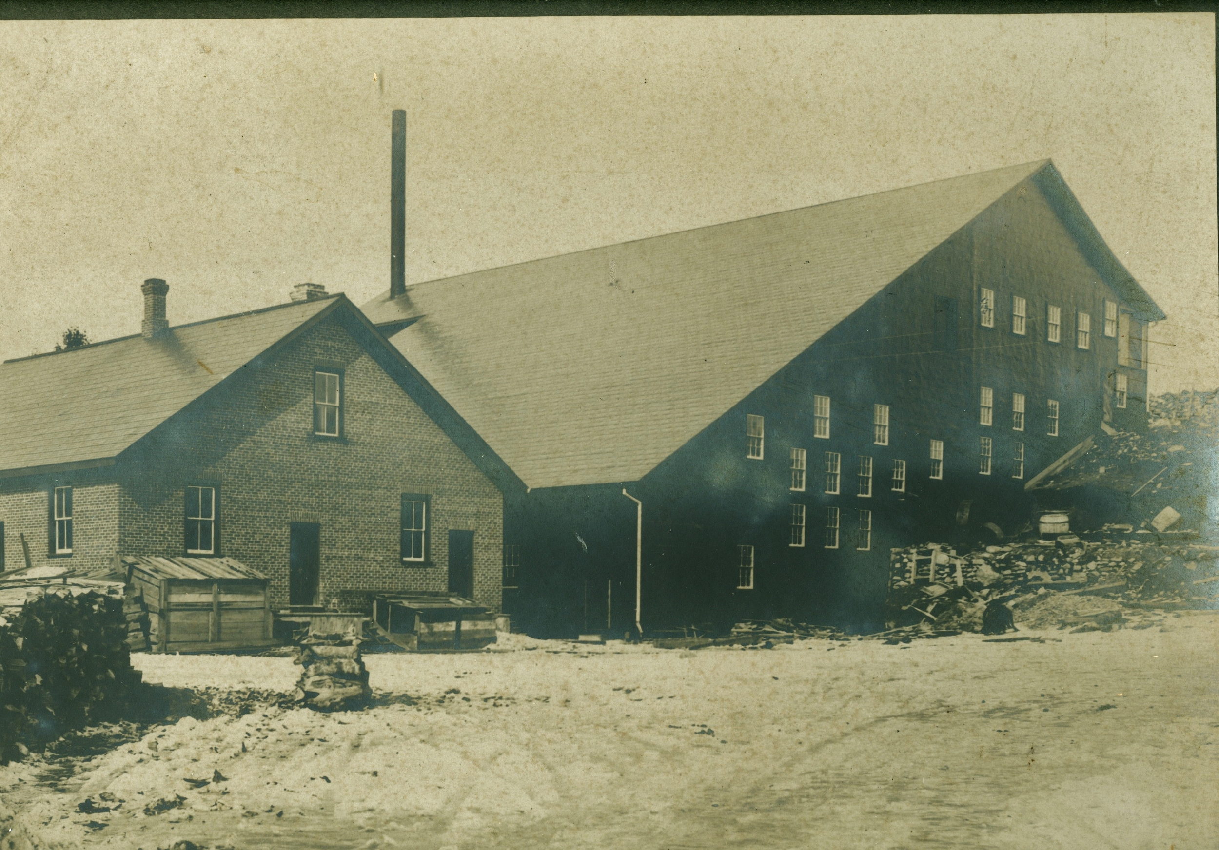 1896 Labratory and Dry Crushing Mill, 3rd mill to be built in Deloro