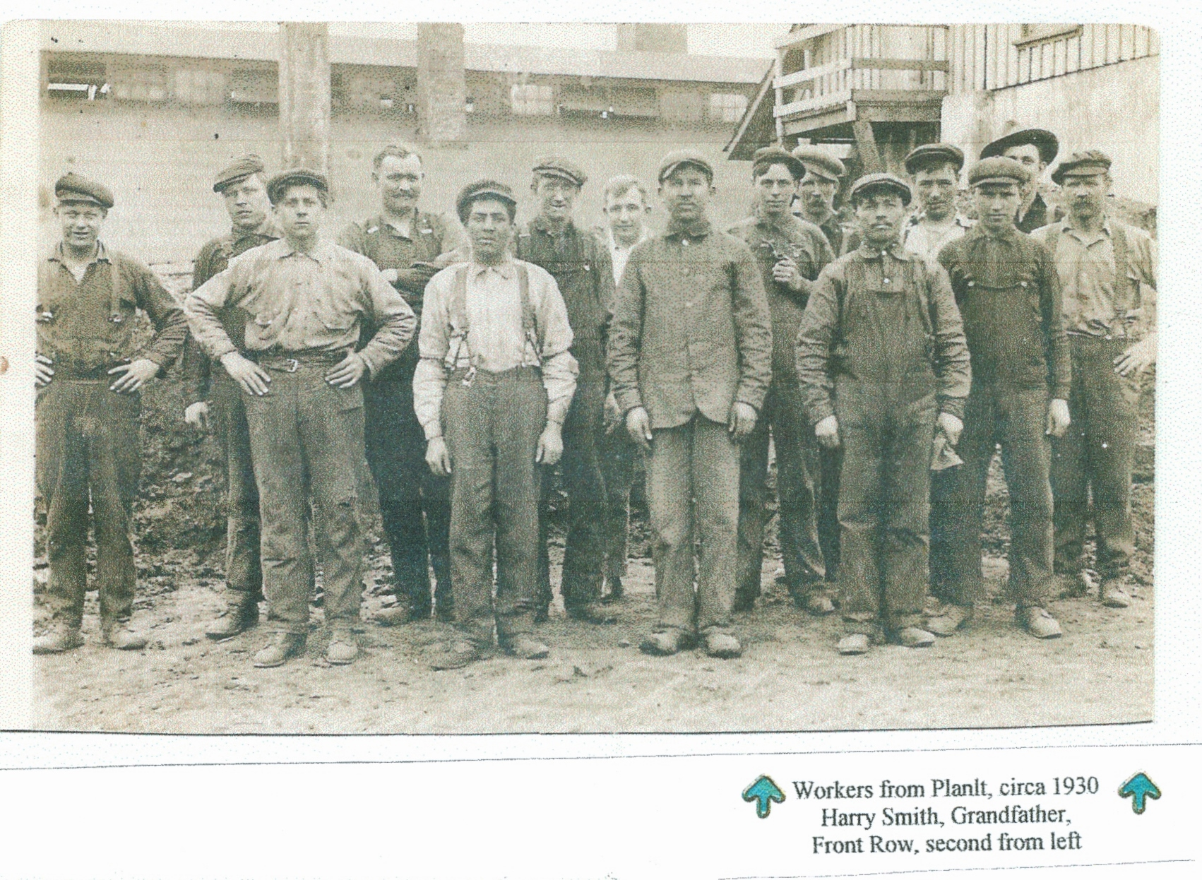 1930 Deloro Workers