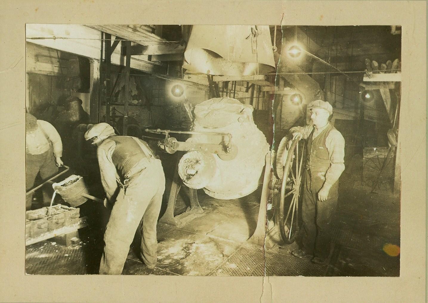 Silver Refinery - 1920s