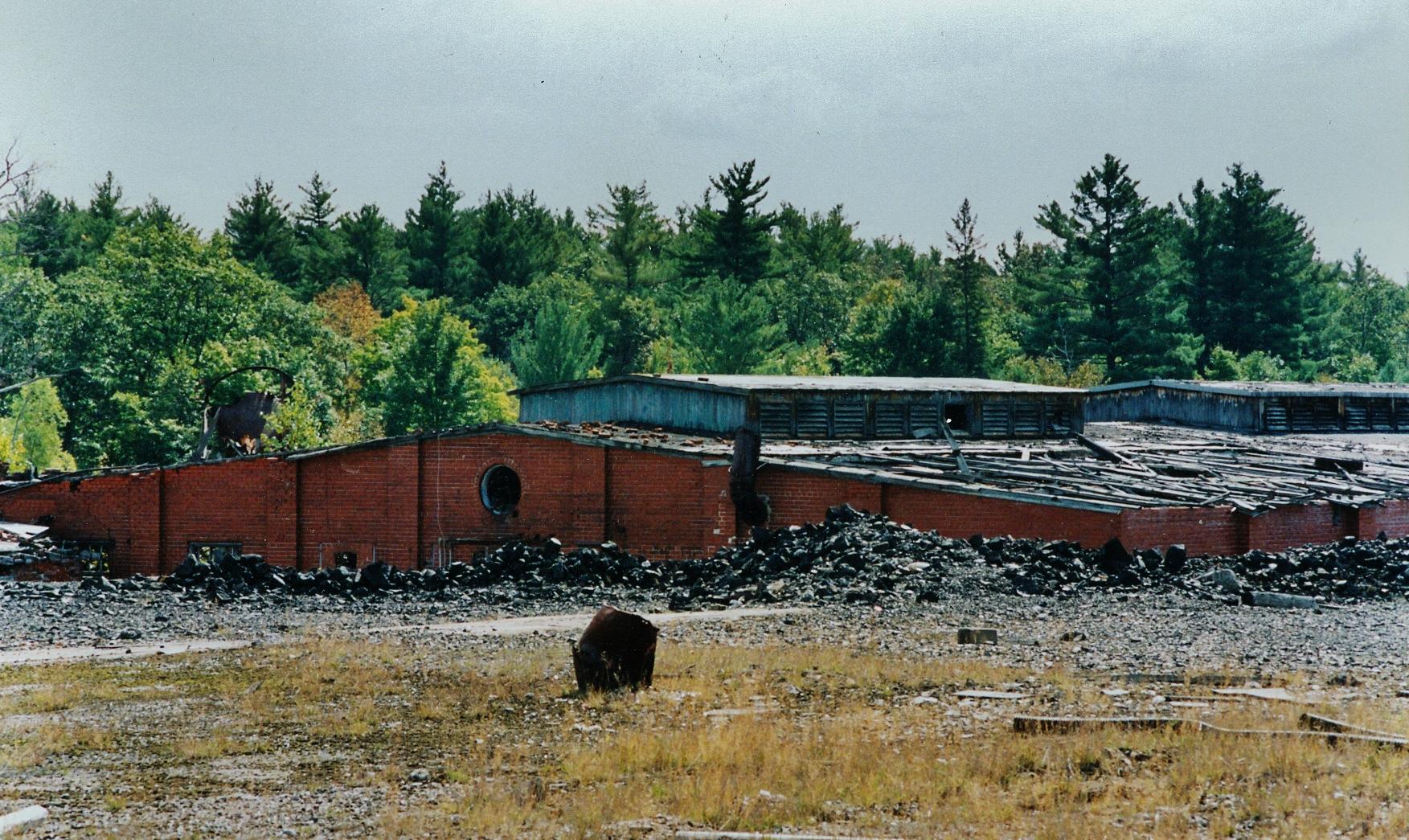 1990 Deloro Mine site