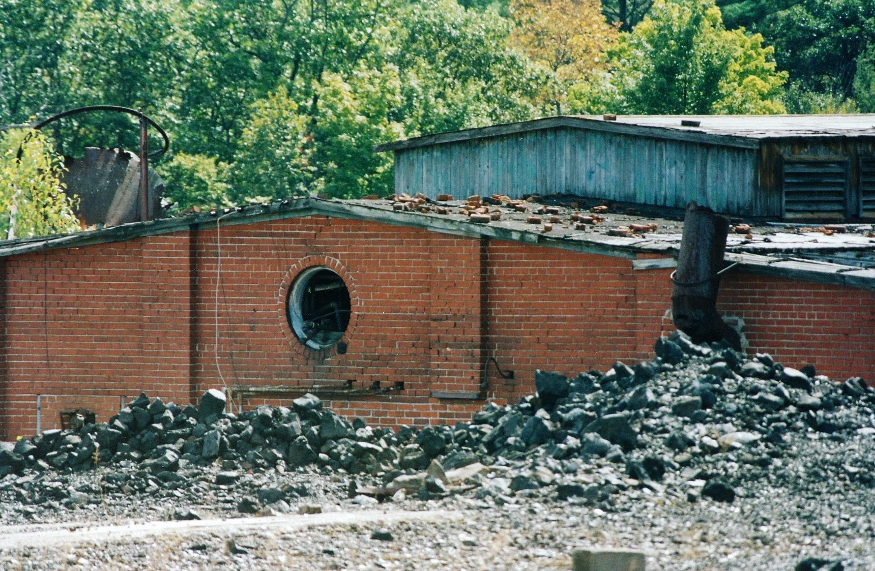 1990 Ruins of Deloro Mine Site