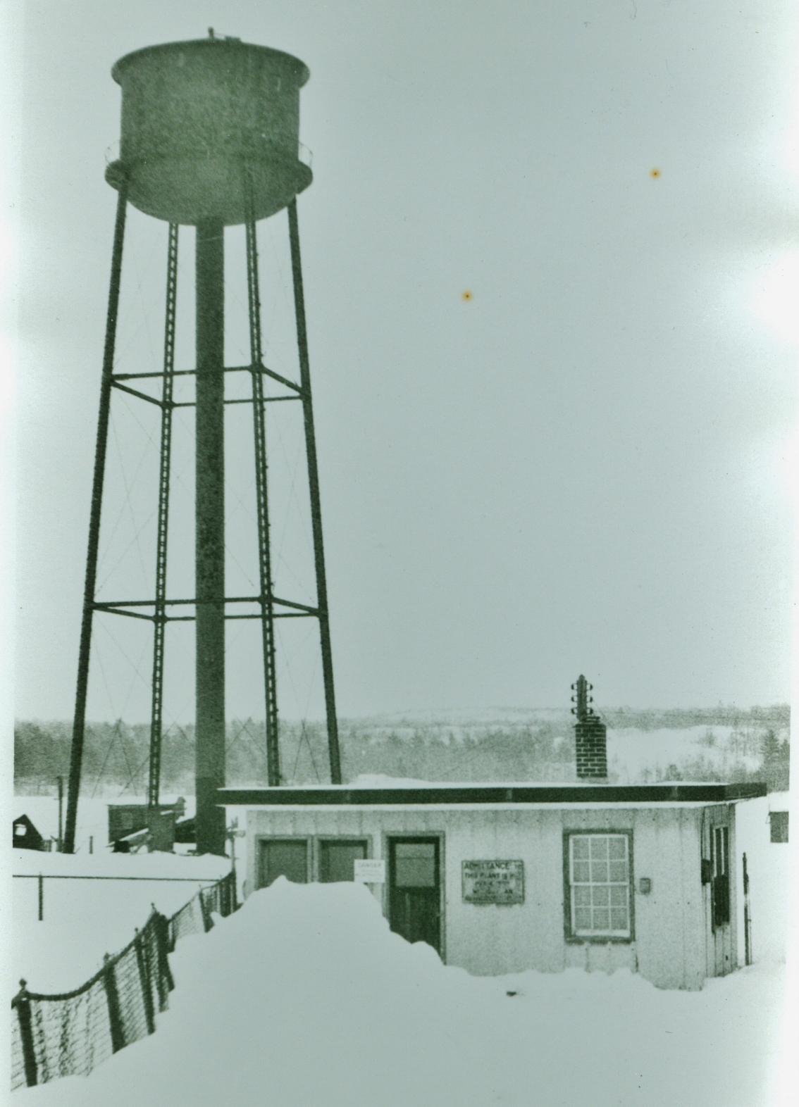 Deloro Mine water tower.jpg