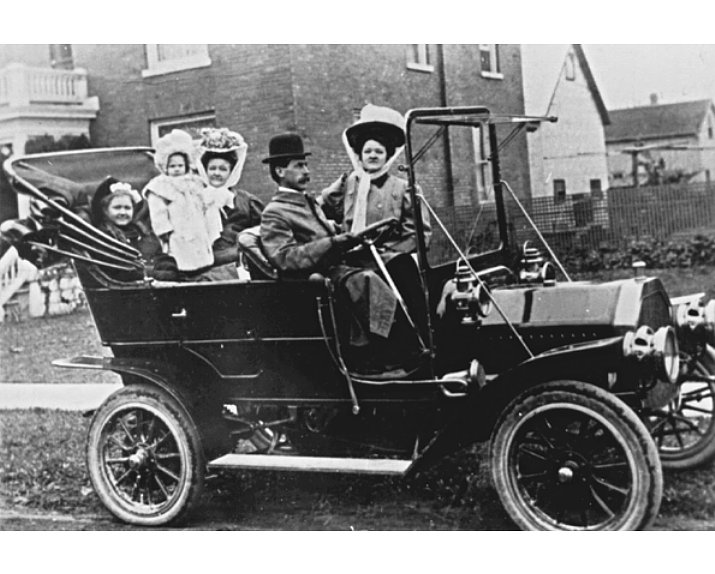 1908 McLaughlin Buick