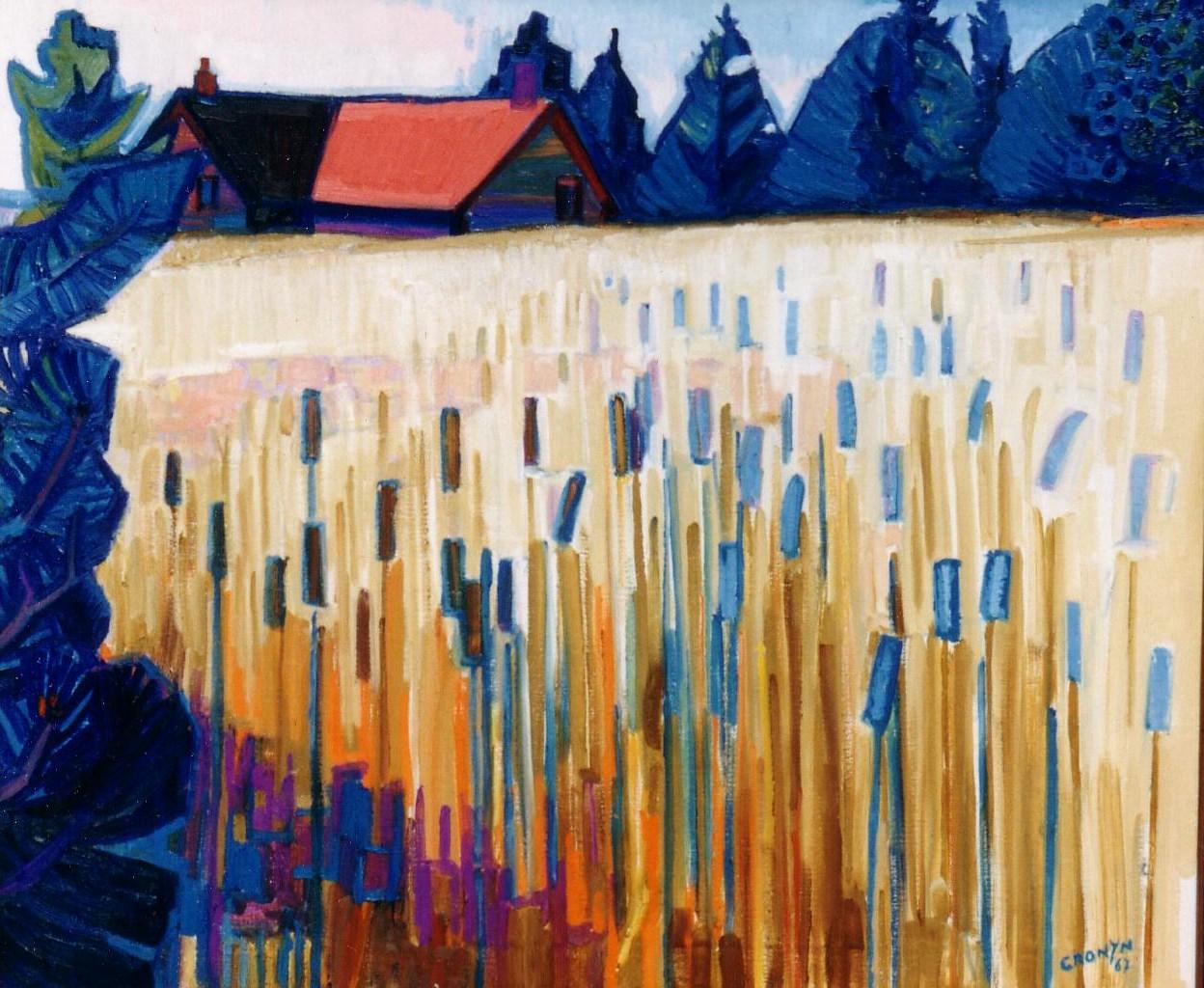 The Farm by Hugh Cronyn