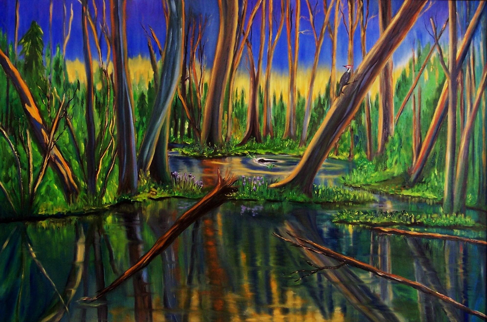 #48 The Beaver Pond