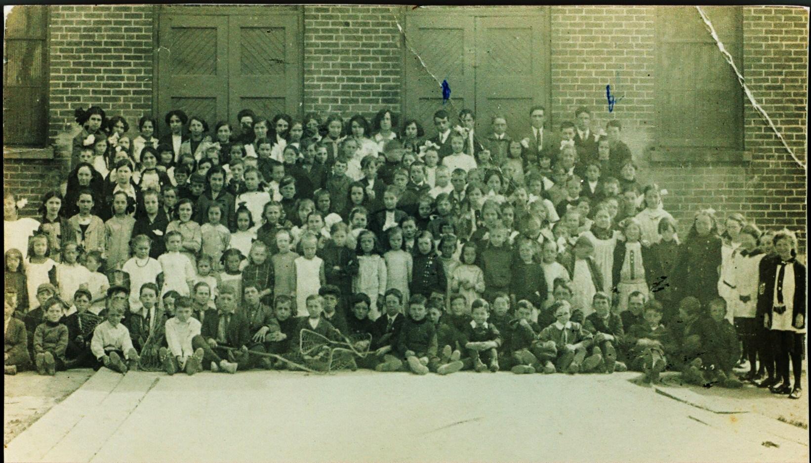 Marmora Public School 1913