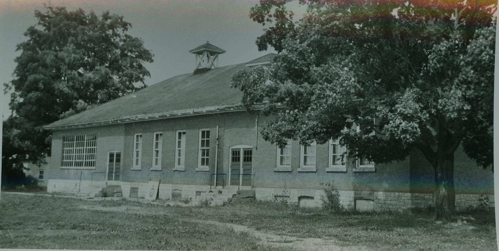 Marmora Public School,  now Legion Building