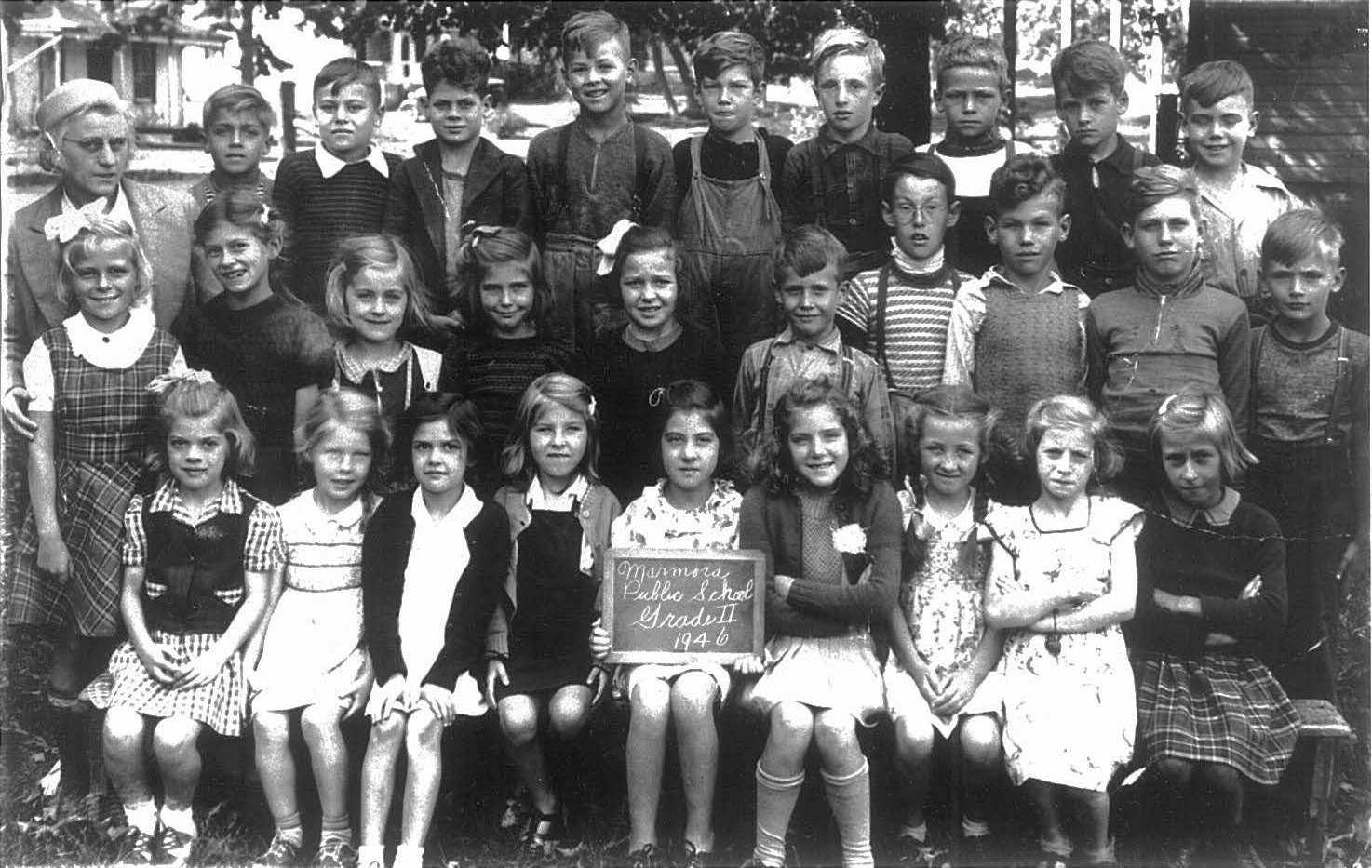 1948 Public School Grade 2