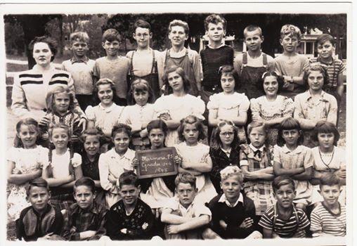 1948 Marmora Public School Grade 4