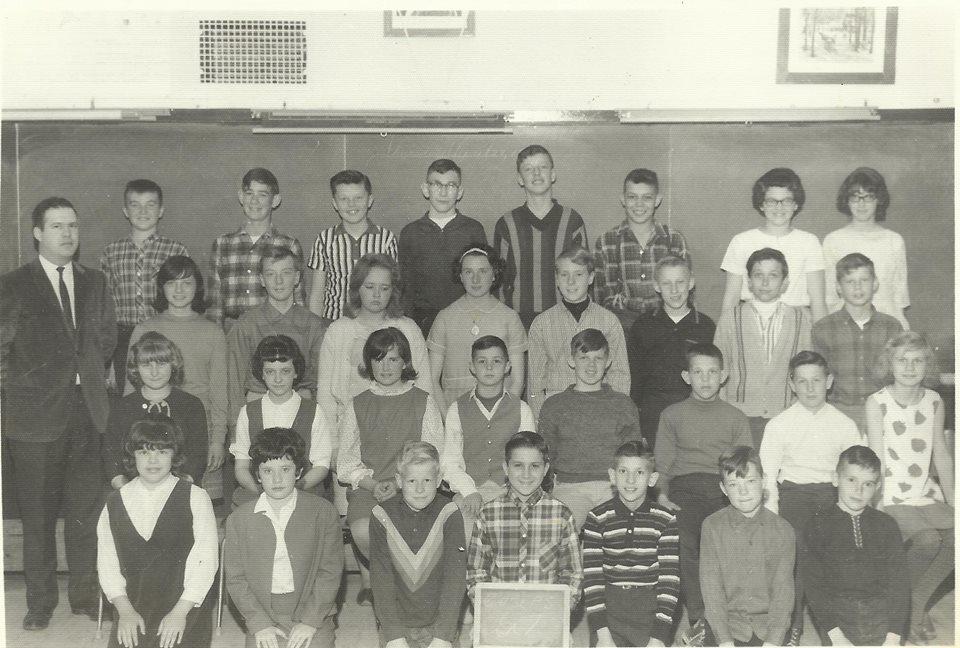 1965 Marmora Public School Grade 7