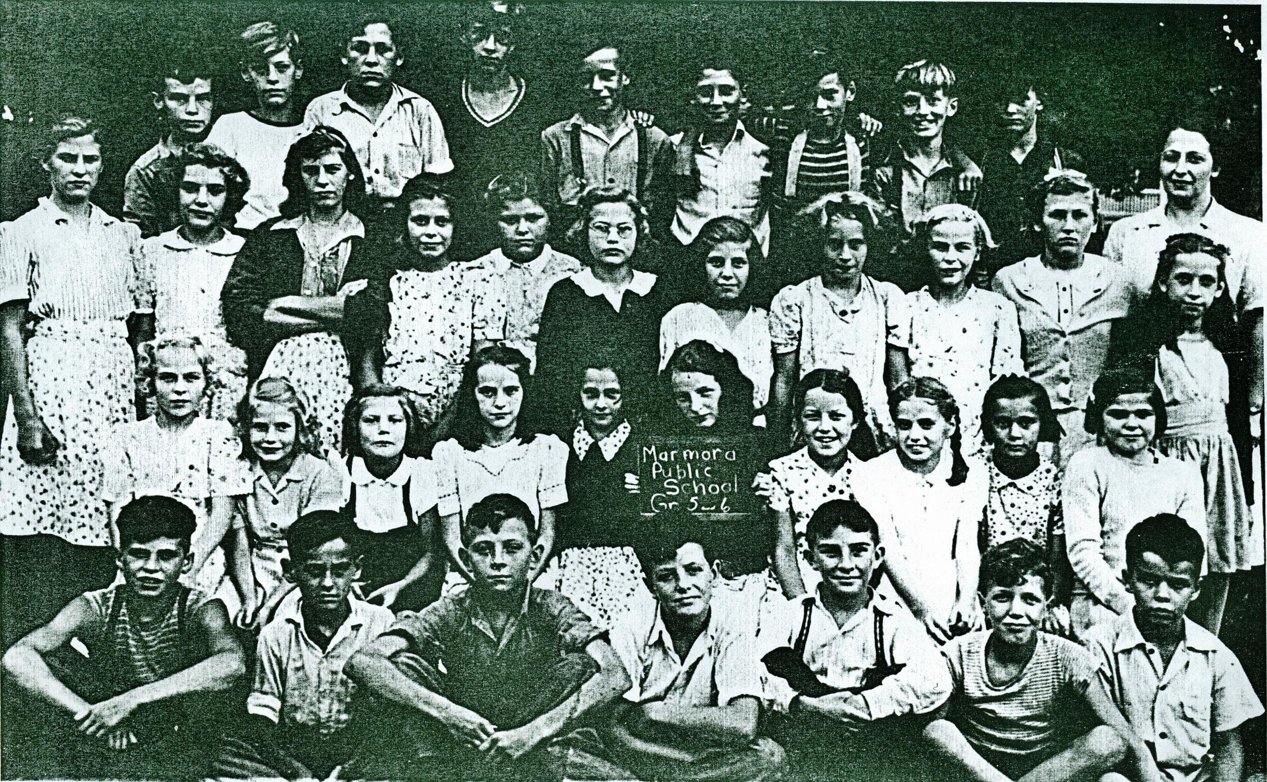 Marmora Public School Grade 5 & 6