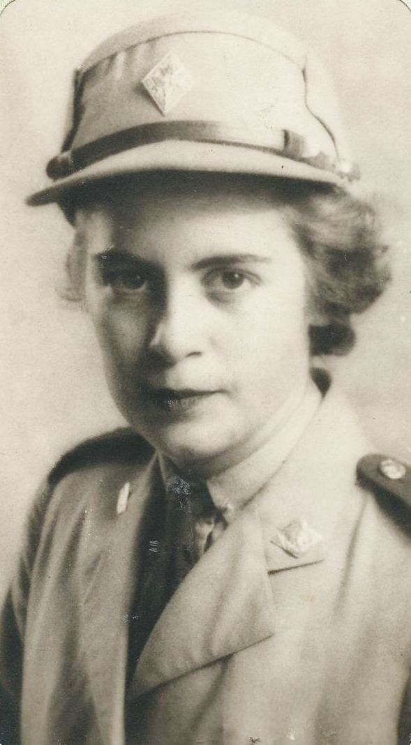 Winnifred Kathleen Mary Brooks, C.W.A.C.
