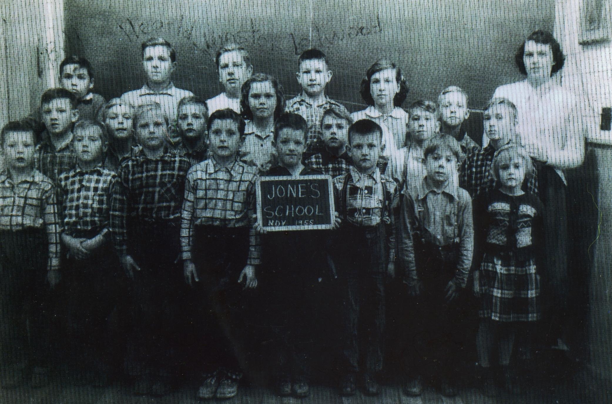 Jones School 1958