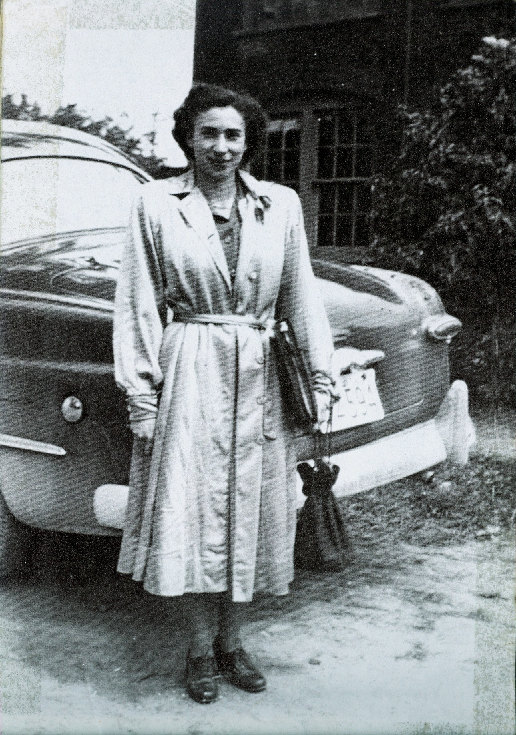 Jean Workman teacher in 1950 s