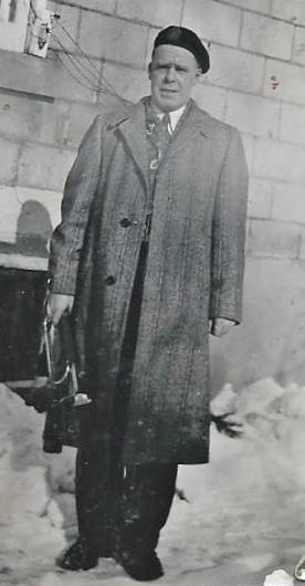George Brooks 1945