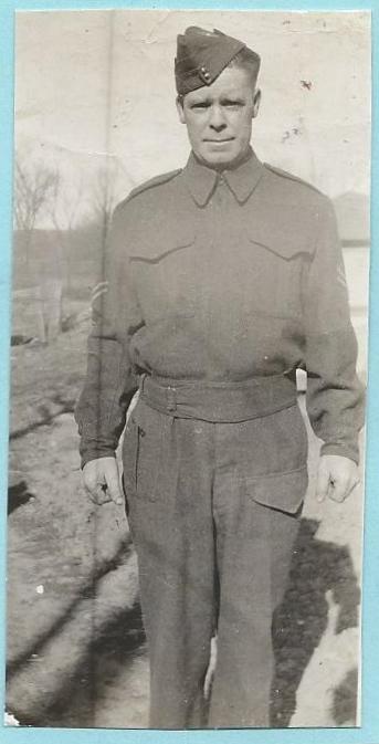 George Brooks  Reserves  1940