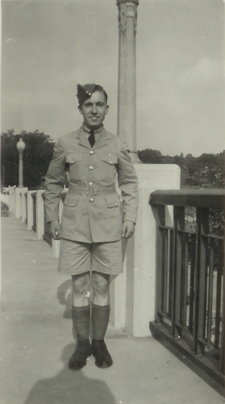 Wm H. Hipson 1943 Before going overseas