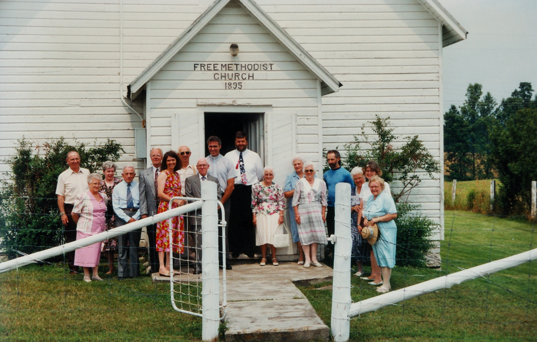 The Marmora Historical Foundation contributes to renovations.