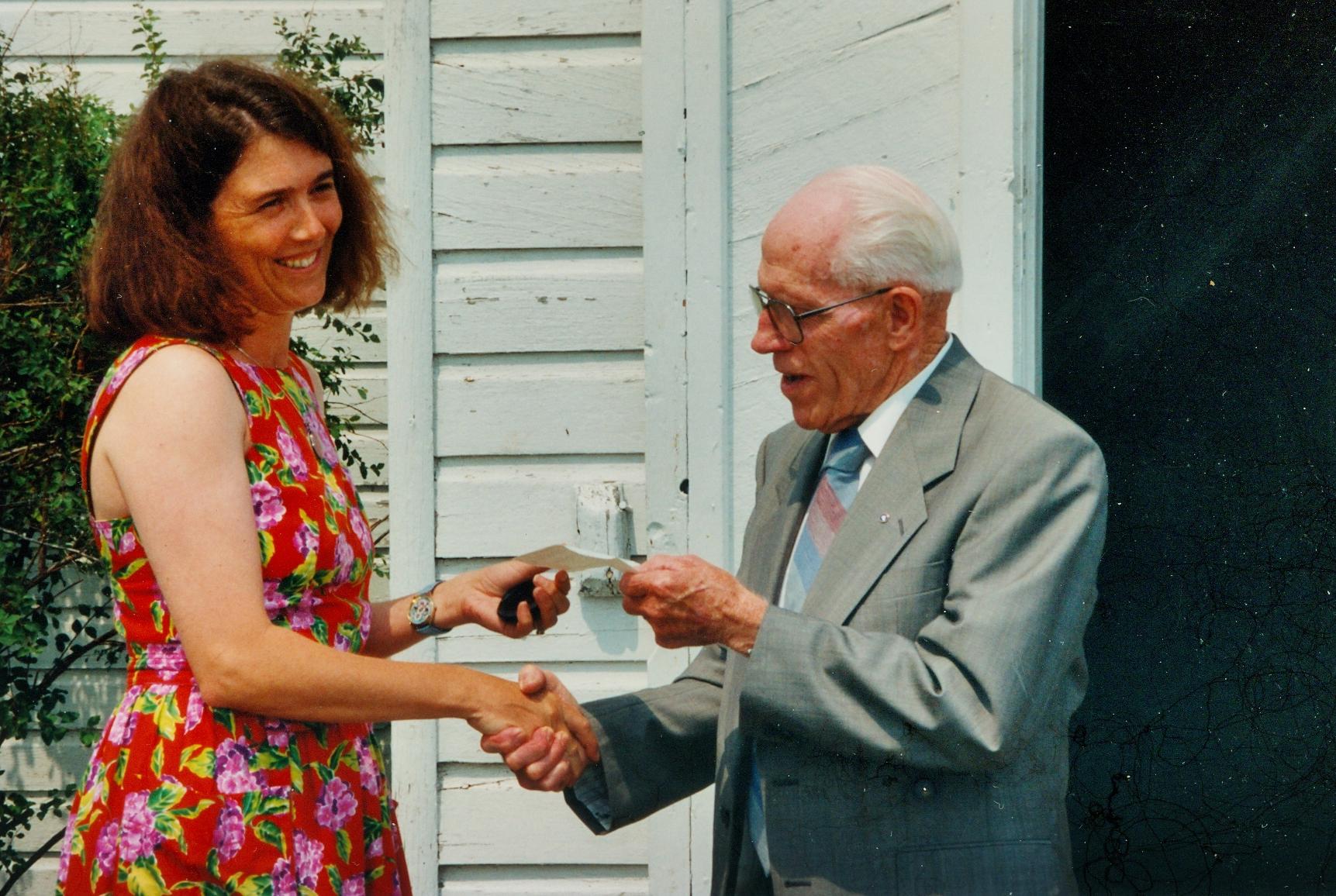 Anne Philpot,  Stewart Hardy