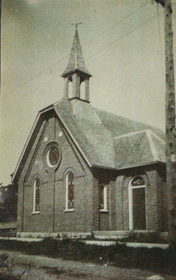 Old Presbyterian Church, on the site of new Free Methodist Church,  McGill Street, Marmora.jpg