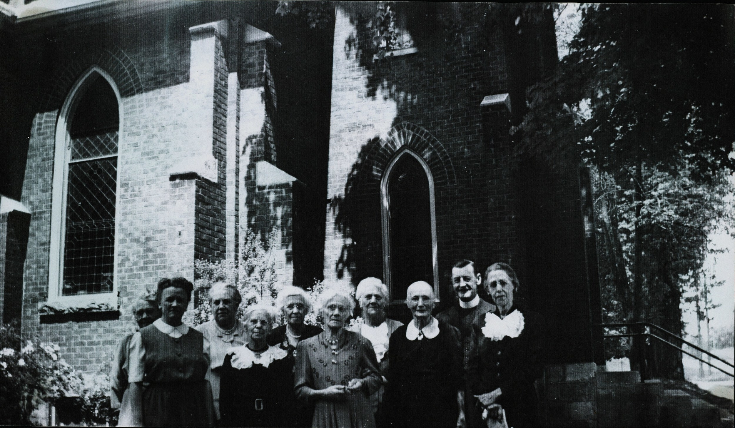 The Glee Club,  St. Andrew's United Church c. 1942.jpg