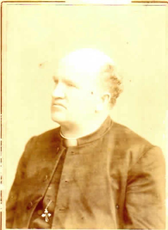 Father Thomas Davis - In Marmora 1869-1894