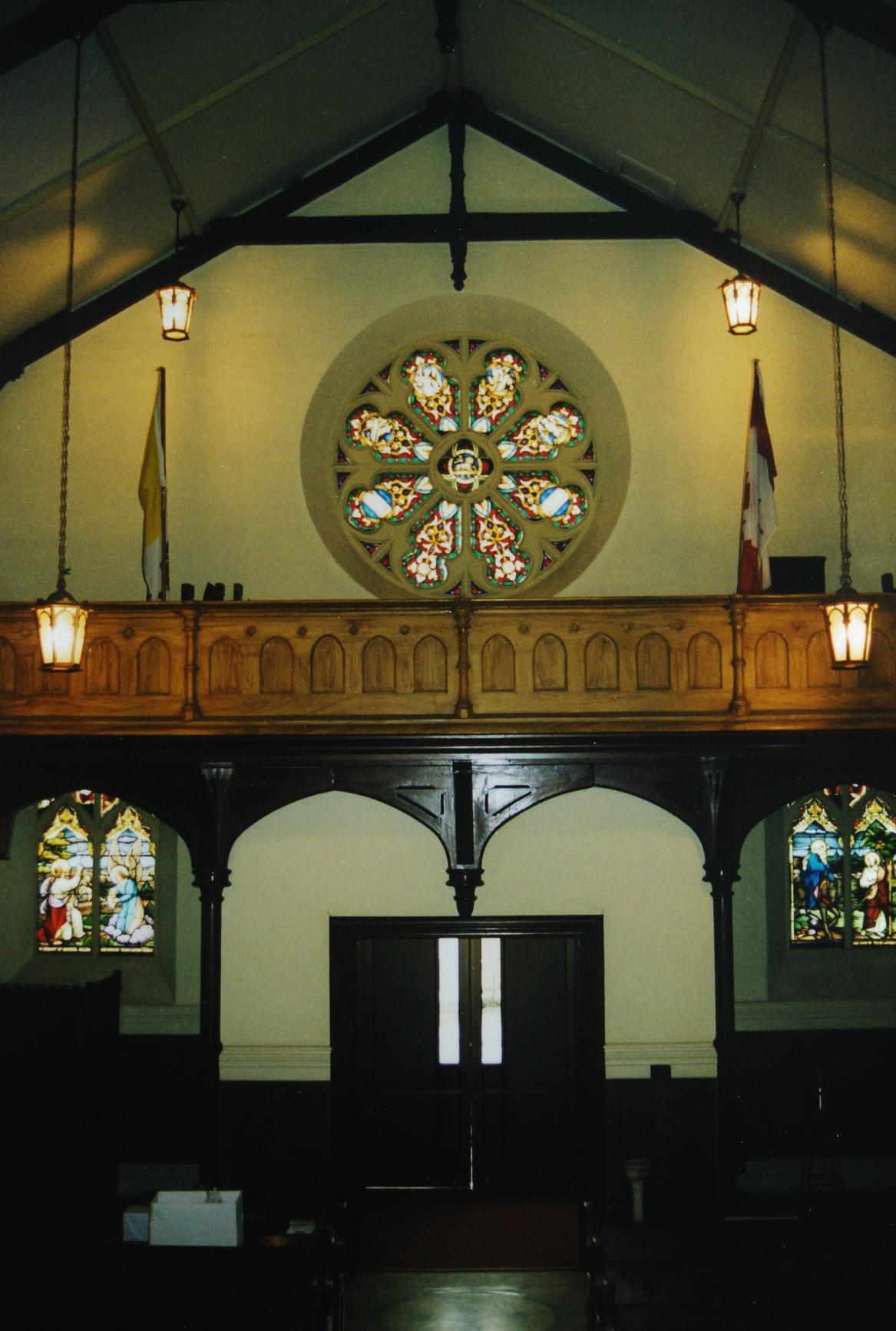 Roman Catholic Church Circular window.jpg