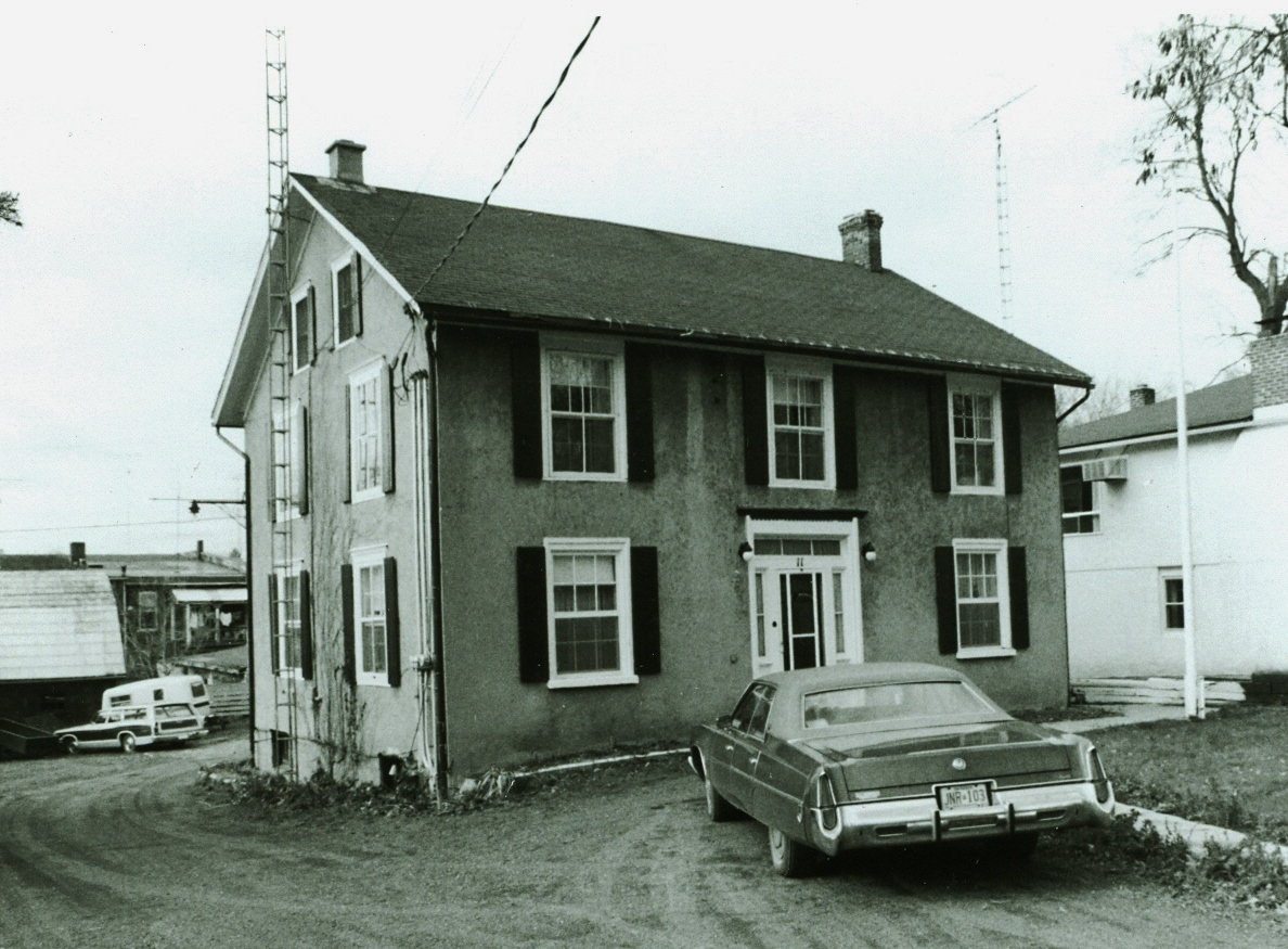 # 15 -   11 Bursthall St. Clairmont/frost house