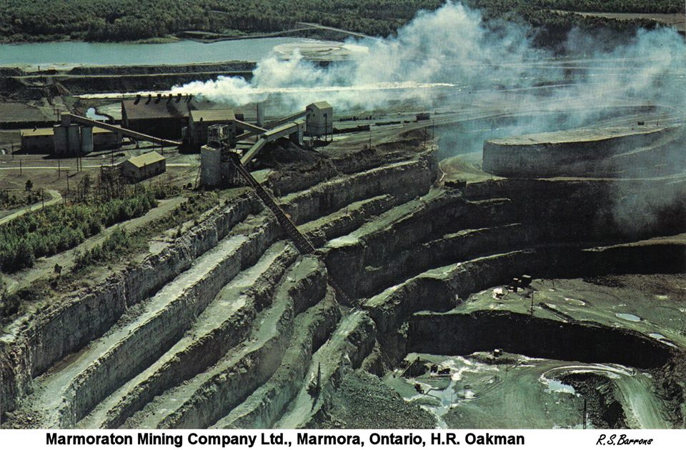 Oakman photo of Marmorato Mine